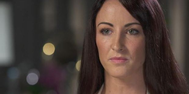 Katie Lang's 60 Minutes interview is confronting to watch. Photo: 60 Minutes / Channel 9