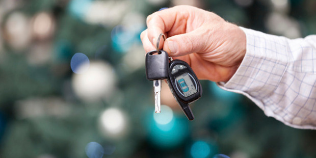Police in the Mackenzie Country removed the car keys from a tourist couple after they nearly caused a crash. Photo / iStock