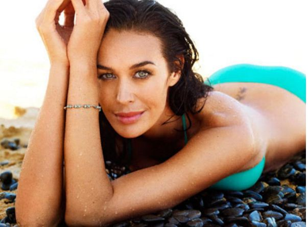 Model and actress Megan Gale recently starred in Mad Max. Photo / Instagram