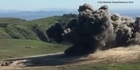 Watch: Raw: US Marines use explosives to clear minefield