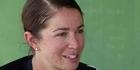 Olympic BMX rider Sarah Walker