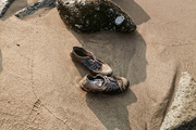 Sixteen detached human feet have been found since 2007 in British Columbia, Canada, and Washington state. Photo / iStock