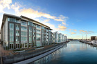 The Sofitel Auckland.