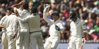 Australia in charge at stumps