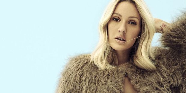 Ellie Goulding will play two New Zealand shows later in the year.