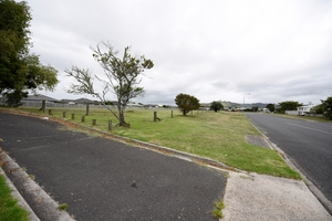 The site of a village-style development proposed for on an 8500sq m block in Opal Drive. Photo / George Novak