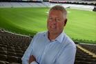 New Zealand Rugby CEO Steve Tew. Photo / Brett Phibbs