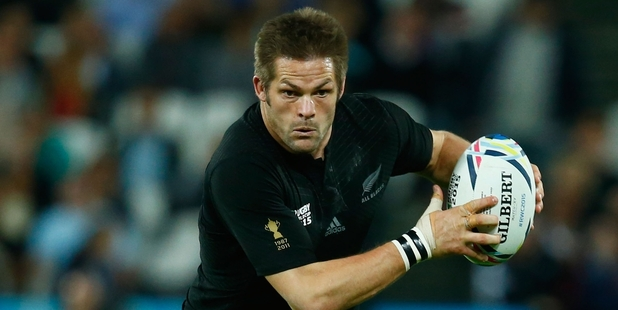 Richie McCaw is a genetic wonder. Photo / Getty Images