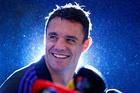 Join me: Dan Carter backs a change of the New Zealand flag. Photo / Getty Images