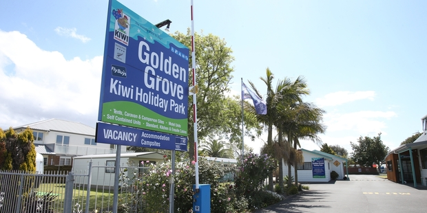 A proposal to use Special Housing Area legislation to fast-track development of a townhouse and apartment development on a Tauranga holiday park has been approved by the city council.