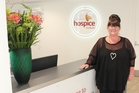 Hospice Waikato manager of volunteer services Karen Mansfield.