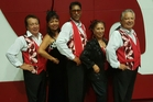 The Maori Volcanics Showband are performing in Rotorua tonight.