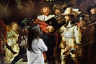 Northlanders will be able to see the artworks of Rembrandt up close and personal.