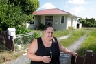 Te Tawharau o te Ora manager and Merivale resident, Kellie Kioa, says a Housing New Zealand House in Kesteven Ave has been vacant since December and attracting unwanted attention when there were homeless families in need. Photo / John Borren