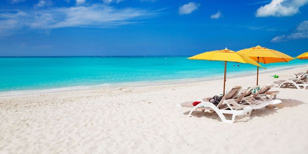 Grace Bay in the Turks and Caicos Islands was named the best beach in the world by TripAdvisor. Photo / 123RF