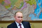 Russian President Vladimir Putin. Photo / Alexei Druzhinin, Sputnik, Kremlin pool photo via AP