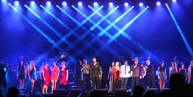 Lakeside concert from 2012.  Photo/File