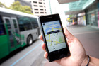 Uber is warning the fares could double in price during the strike. Photo / Dean Purcell
