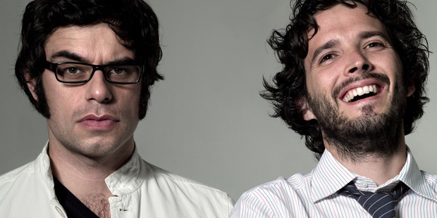 Flight of the Conchords have reunited.