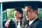 11.22.63 is a thriller in which high school English teacher Jake Epping (James Franco) travels back in time to prevent the assassination of President John F. Kennedy.