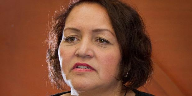 Marama Fox said iwi had asked the Maori Party to back the bill. Photo / Glenn Taylor