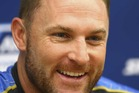 Brendon McCullum wants his New Zealand team to get back to what has worked for them in his time in charge. Photo / Getty Images.