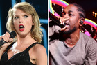 Taylor Swift and Kendrick Lamar lead this year's Grammy nominations. Photo / AP