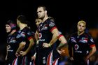 Simon Mannering is standing down as Warriors club captain with back-rower Ryan Hoffman named as his replacement. Photo/Getty