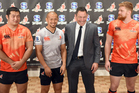 Mark Hammett will have a tough ask on his hands with the Sunwolves. Photo / Getty