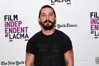 Actor Shia LaBeouf. Photo / Getty Images