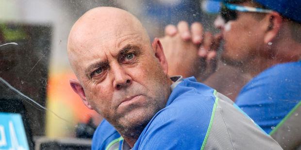 Australian coach Darren Lehmann. Photo / Getty