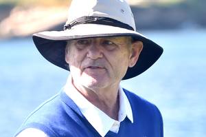 No charges for Bill Murray after phone throwing incident