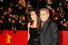 Clooney says refugee crisis is huge, US muslim ban won't happen