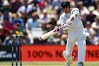 Brendon McCullum of New Zealand bats during day one of the Test match between New Zealand and Australia. Photo / Getty Images.