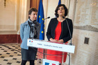 French Minister of Labour Myriam El Khomri. Photo / Getty Images