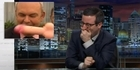 Watch: John Oliver's take on Steven Joyce and dildo-gate