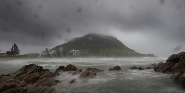 The rain is set to ease today, Metservice have said. Photo/File