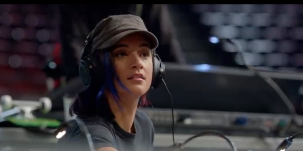Loading Keisha Castle-Hughes stars in the trailer for Roadies, a new sitcom from Cameron Crowe. Photo/YouTube