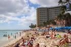 Waikiki, Hawaii. Picture / Grant Bradley