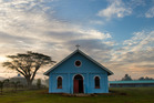 A small church on Tongatapu. Photo / Tourism Tonga