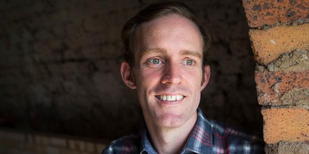Finn McCahon. Photo / Nick Reed