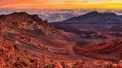 Haleakala National Park.
