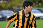 Rotorua's Zac Newdick is off to Australia to represent the country in football.