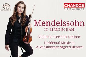 Mendelssohn in Birmingham Vol. 4.