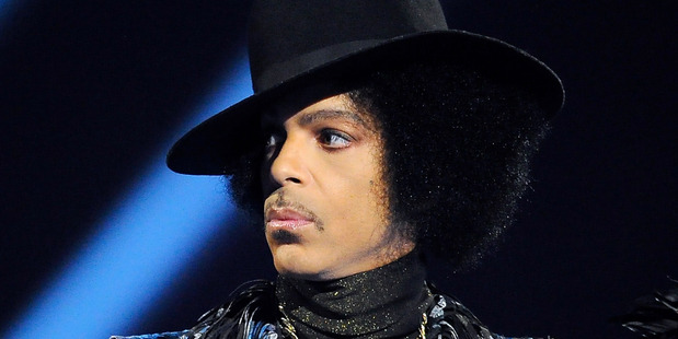 Musician Prince is set to perform in New Zealand.