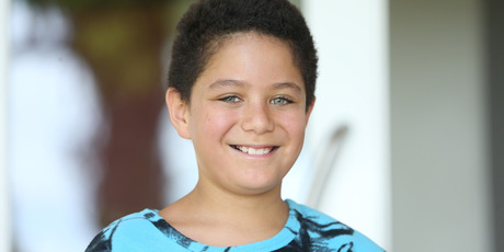 """""""Playing sports with friends, I like tag, rugby and soccer."""" - Joseph Goldsmith, 9"""