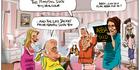 View: Cartoon: John and Malc's pyjama party