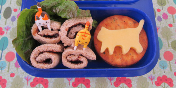 Devonport mum of two Lynley Edwards has turned her bento-obsession into a booming business. Photo / Supplied / Lynley Edwards