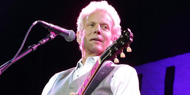 Former member of The Eagles Don Felder was upset not to be part of a tribute to lead singer Glenn Frey.
