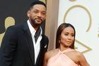 Will Smith and Jada Pinkett Smith say they will boycott this year's Oscars. Photo / AP